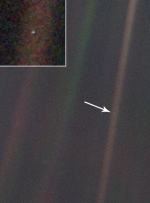 Our 'Pale Blue Dot'